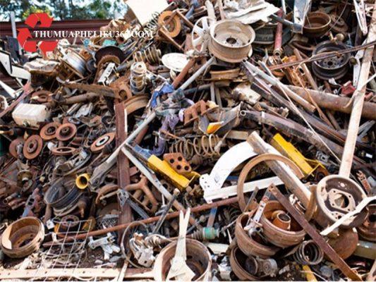 Thu mua phế liệu đồng, inox, nhôm, sắt thép tại Bạc Liêu