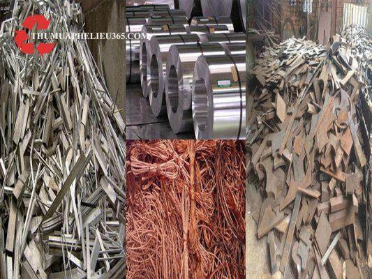 Thu mua phế liệu đồng, inox, nhôm, sắt thép tại Cà Mau