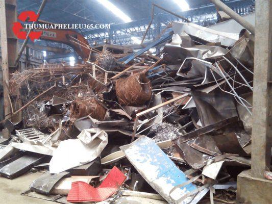 Thu mua phế liệu đồng, nhôm, inox, sắt thép tại Đồng Tháp