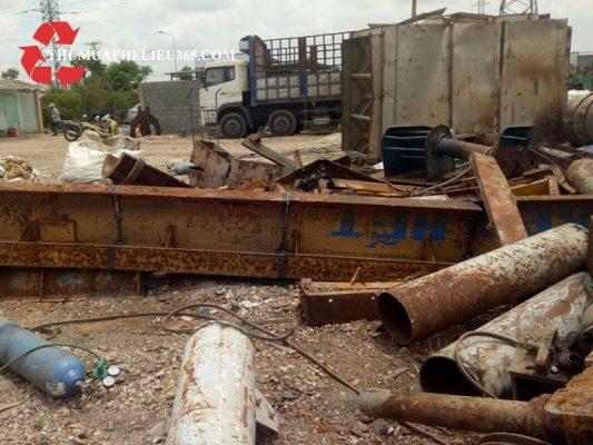 Thu mua phế liệu đồng, inox, nhôm, sắt thép tại Tây Ninh
