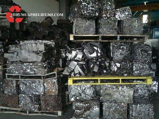 Thu mua phế liệu đồng, inox, nhôm, sắt thép tại Vũng Tàu