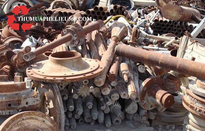 Thu mua sắt phế liệu tại Bến Tre