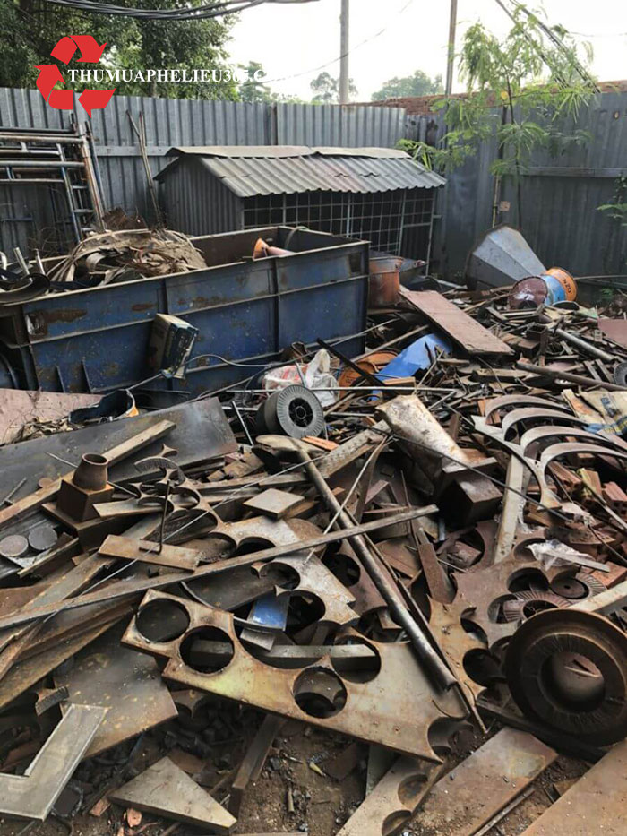 Thu mua sắt thép phế liệu tại Củ Chi, Hóc Môn