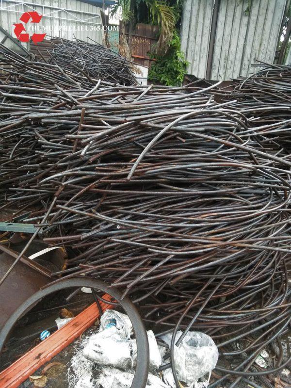 Thu mua sắt thép phế liệu tại Bình Phước