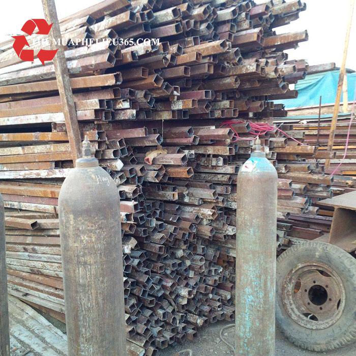 Thu mua sắt thép phế liệu tại Kiên Giang