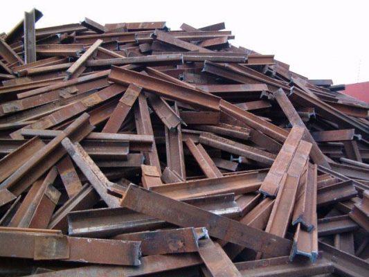Thu mua sắt vụn, sắt cũ các loại giá cao