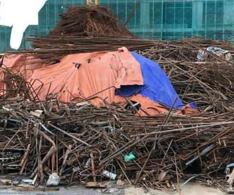 Giải pháp thu gom rác thải xây dựng