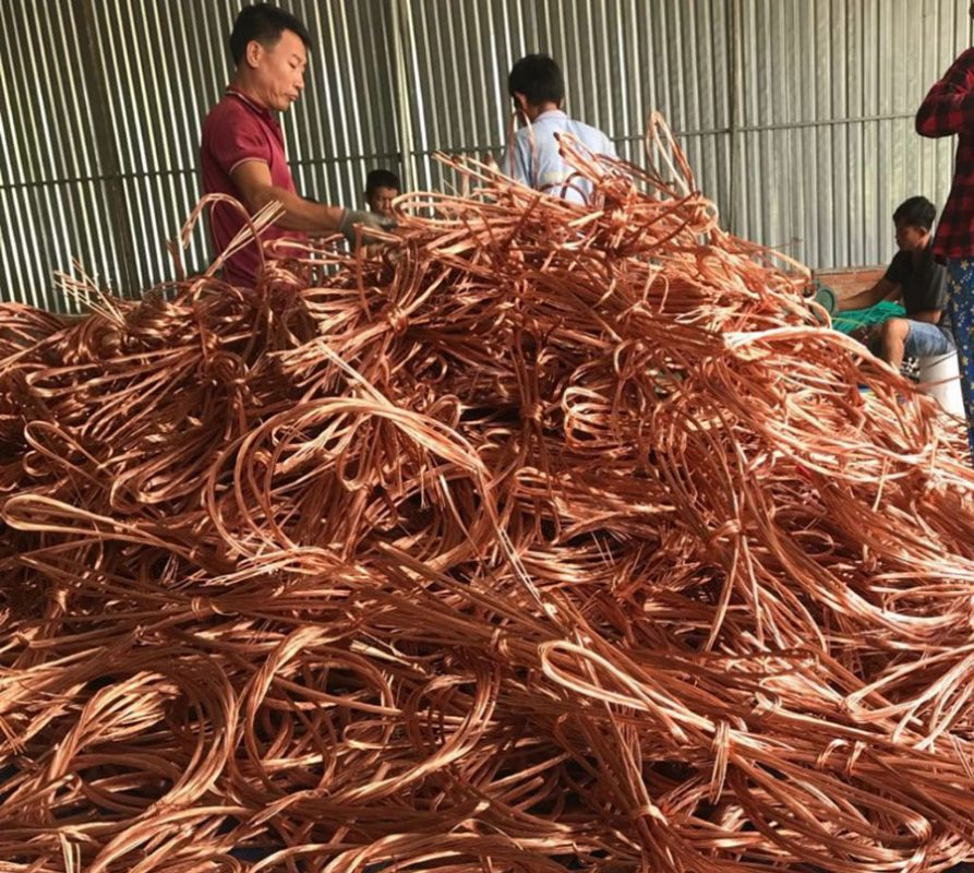 Thu mua phế liệu tại Long Khánh